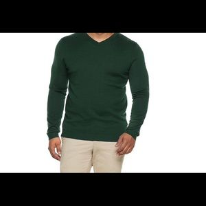 Big & Tall Men's V-Neck Sweater
